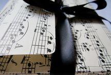 Music Wedding / by Traci J. Brooks Studios
