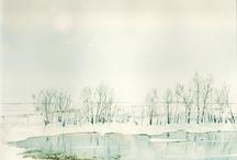 watercolor / by Huilin Dai