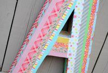 Washi Tape Ideas / by Rachel @ Like a Saturday