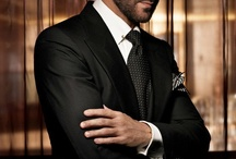 Menswear / A man who cares about how he looks - amen! P.S. cufflinks are hot! / by Grey Lee Designs