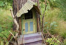 Miniature (Gnome) Garden / Garden / by Debbie Hummel