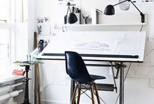 Desk space / by k p