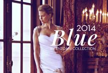 2014 Blue by Enzoani Collection / 2014 Blue by Enzoani Collection / by Enzoani