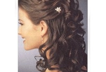 Hairdo ideas <3 / by Melanie Salter