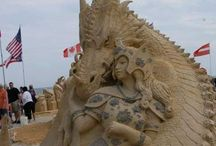 Sand art / by tony torres