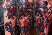 Traditional Tattoos / by Sarah Conn