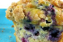 Blueberry Recipes / Recipes with Blueberries / by Anjanette (mommayoungathome.com)