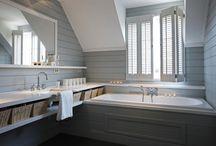 Attic - bath / by Therese Jönsson