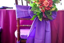 Chair Treatments / Chair Treatments / by Posh & Private Event Design