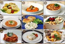 Receitas para cozinhar / by Gui Mageste