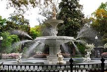 Fountain / by Mary Ann Parks