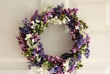 Wreaths / by Carolyn Combs