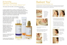 Skin Cleansing / The Dr. Hauschka Signature Cleansing method / by Dr. Hauschka USA