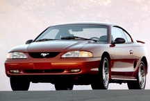 1997 Ford Mustangs / by StangBangers