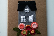 crafts using felt / Jamie Chamberlain tarafından