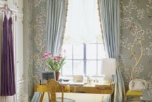 Chinoiserie / by Four Walls and a Roof