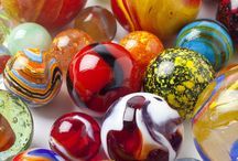 Marbles and Other Glass Arts / by Connie Bird