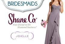 Bling your Bridesmaids / Our Bling Your Bridesmaids contest!  / by Shane Co.