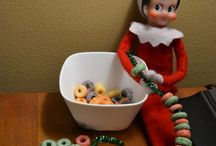 Elf on the shelf ideas / by Amanda Whittington