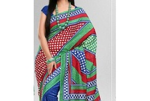 Sarees / by Craffts com