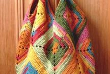 Lets knit and crochet! / by Virginia Worden
