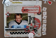 scrapbooking layouts / Scrapbooking / by Molkogirl