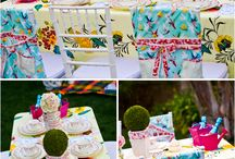 Bridal Shower / by Melissa Osborne