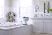 Bathroom and kitchen Makeover / by Colleen Sevitz
