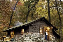 Design~ Mountain House   / by Henry W. Powell