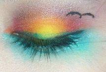 Make-Up / by Tabitha Rimmel