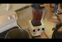 Vitamix Recipes / by Donna McClain