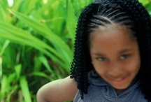 Children braids / by Linda Newsome