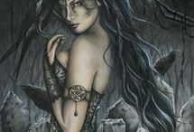 Fantasy Art / by Kat McClellan
