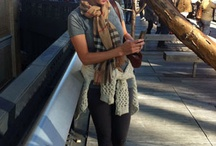 Travel Wardrobe / What to pack when you are traveling for a year? / by Shawna Patenaude