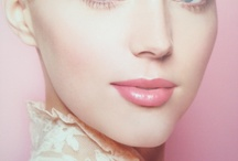 A Touch of Pretty Spring 2013 / @sennacosmetics Spring 2013 Collection and inspirations all things pretty  / by SENNA Cosmetics