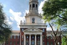 Baylor University / One Team, One God, One Goal / by Julie Prewitt