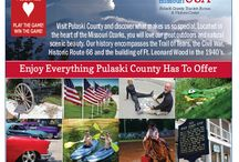 FIREBALL RUN / America's most epic adventurally comes to Pulaski County USA October 2 & 3, 2014. / by Pulaski County Tourism Bureau & Visitors Center