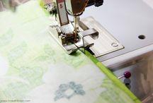 Sewing / by Lisa Katherine