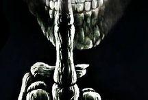 Grim / by Juicy Fruit