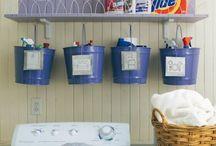 Laundry Room / by Monica Desmarais