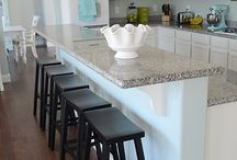 Fave kitchens / by Mari Crawford
