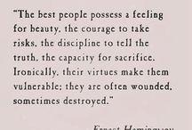 Words of Wisdom... / by Margaret Ryburn