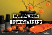 Halloween Entertaining / Recipes, décor and party ideas for a spooky celebration.  / by French's