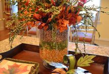 floral arrangements / by Carol Wolfe