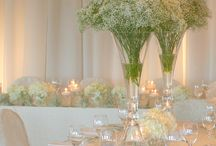 g // q wedding decor / by Grace Peterson