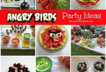 Party ideas / by Jennifer Swanson