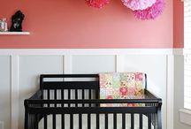 babys room / by Tim Jodie Whittington