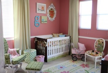 baby nursery / by MaryJane Taylor