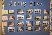 Daily Five / by Jennifer Rojas