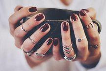 Nail | Rings | Watches / by Terri Pan
